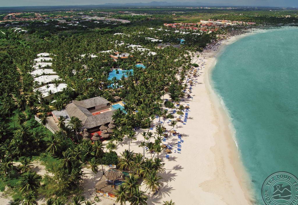 Otel Melia Caribe Beach Resort 5 V Dominikane Bronirovanie Ceny I Foto Otelya Melia Caribe Beach Resort 5 Na Sajte Tez Tour