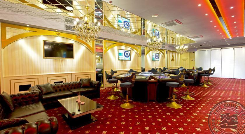 hotel casino president