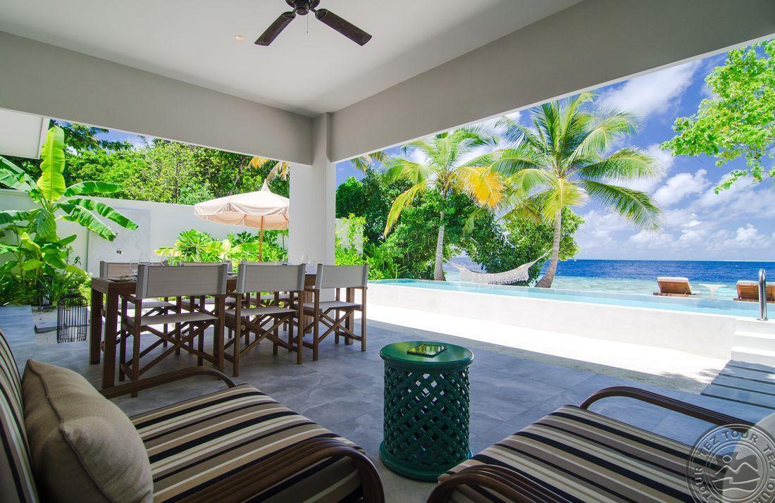 Отель Amilla Fushi 5 на Мальдивах