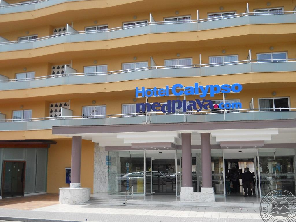 Genoa hotel medplaya calypso 3