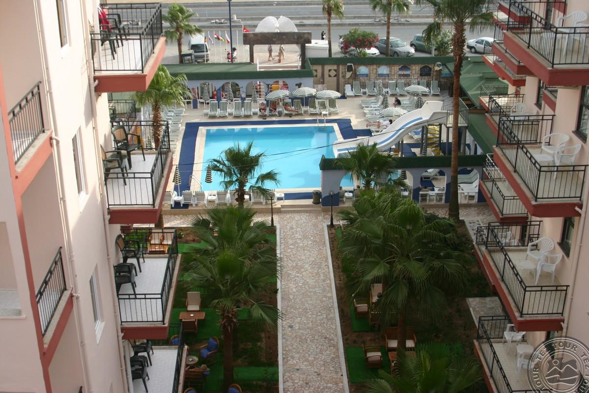 Astor Beach Hotel 3 (TurkeyAlaniaMahmutlar): photos, room description, service, tips and tourist reviews 100
