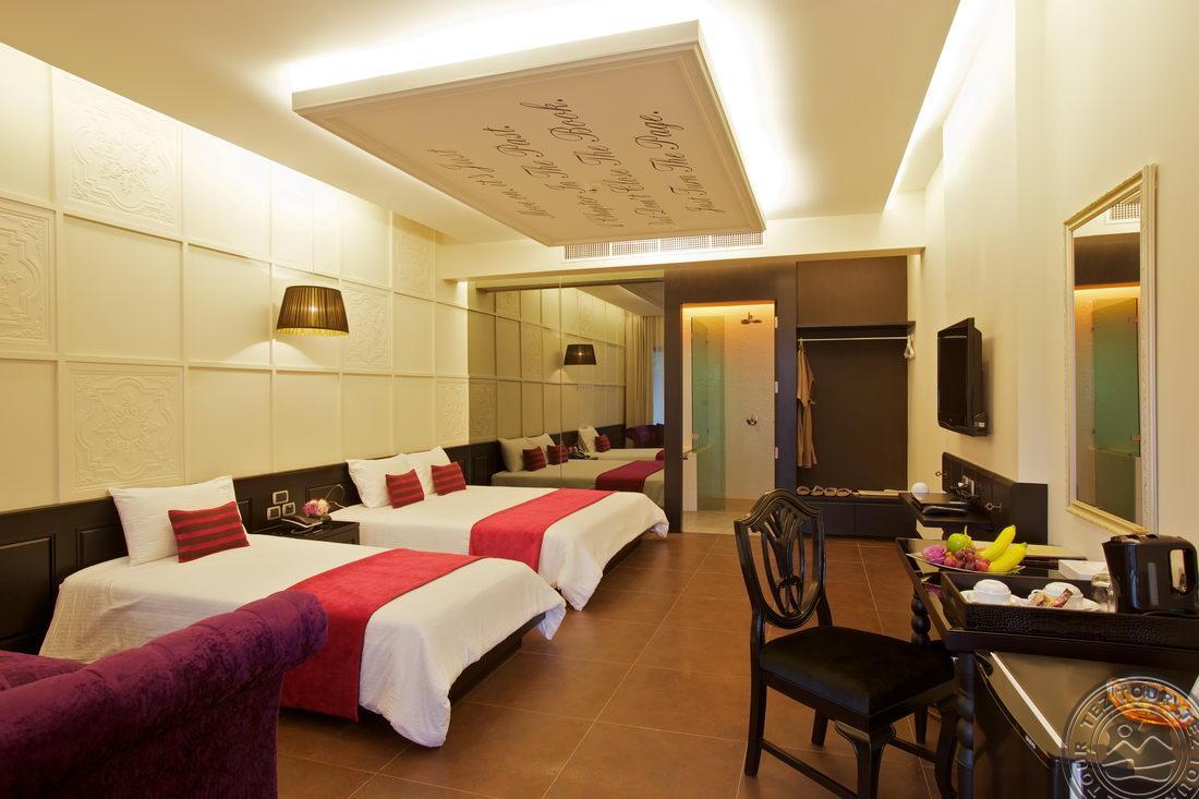 Отель THE PAVILION AT LONG BEACH GARDEN HOTEL & SPA 4* в Таиланде ...