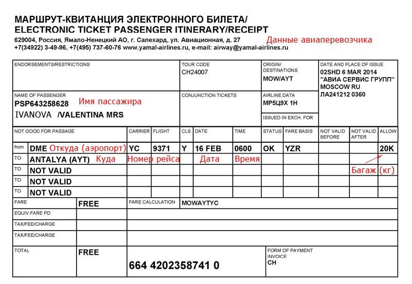 TripOnline авиабилеты онлайн Отмена Возврат Обмен